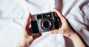誰でも簡単フィルムカメラで撮影のサムネイル画像