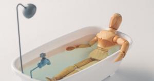 入浴を自分にとって良いものにしませんか?長風呂のあれこれ紹介のサムネイル画像