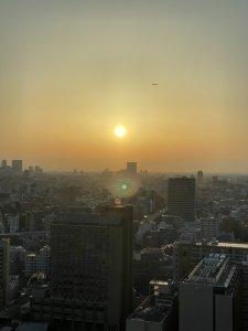 晴れの日は東京の街を見渡す 文京シビックセンターのサムネイル画像